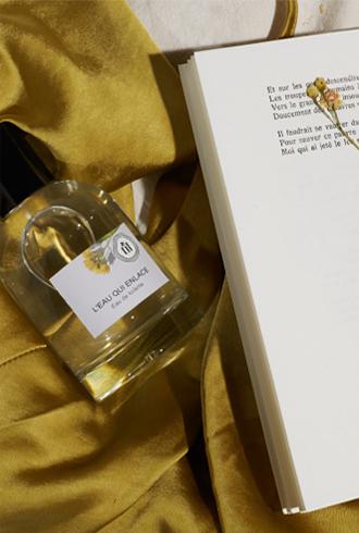 parfum tilleul luxe