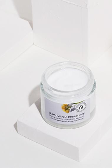 produit cosmétique tilleul